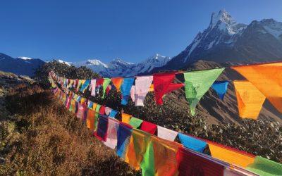 Kamikazefietstocht door Nepal